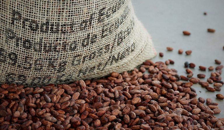 San Fernando - Cocoa beans